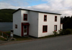 Waterfront Cottage to rent in Long Harbour