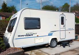 Bailey Ranger 460-2 series 6 2009 2 berth caravan