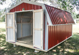 Looking for a garage or mini barn
