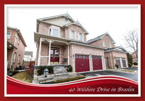 4+1 Bdrm Family Home @ Whitby Area!
