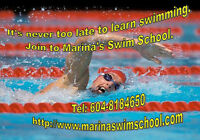 Swim School for Kids and Adults