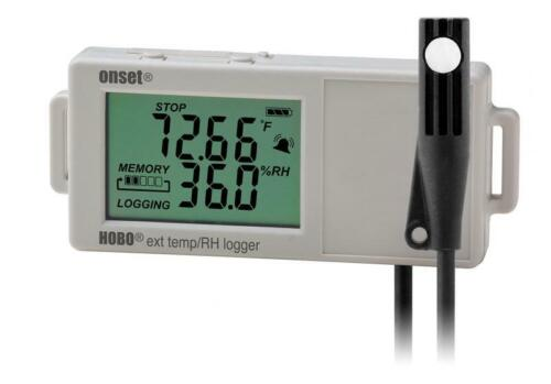 Onset HOBO UX100-023A HOBO Temperature & Humidity Data Logger w/ External Sensor