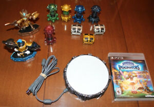 SKYLANDERS-Imaginators & Swap Force(PS3) Trap Team(X-Box One)
