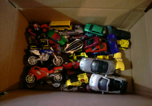 Toy Cars, ATVs, Motorcycles