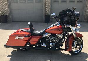 Harley Davidson Custom Road King/Street Glide