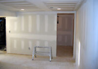 Drywall taping new and old