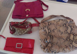 Purses $5 each or 6 for $20
