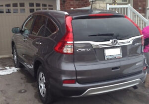 2015 Honda CR-V TOURING | FULLY LOADED | HEATED SEATS | NAVIGATI