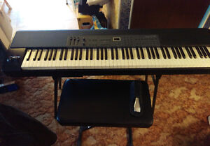 M-Audio Pro-Keys 88 - 88 Hammer-Action Premium Stage Piano