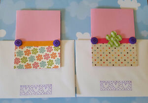 2 Cute Cards For Sale!