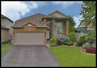 Family Home in Strathroy for sale, 4 bedrooms, heated garage