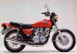 Wanted 1977 kawasaki kz650b parts bike Stratford Kitchener Area image 1