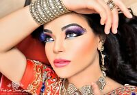 CLASSES/COURSES PRO MAKEUP-HAIRSTYLING-HENNA ARTISTRY
