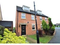 3 bed , 3 storey, semi detached house - Rotherham
