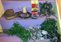 Reptile Lizard Lot Accessories