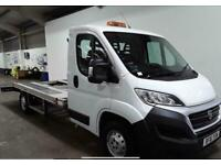 2018 Fiat Ducato 35 CC MULTIJET II EURO 6 RECOVERY TRUCK Chassis Cab Diesel Manu