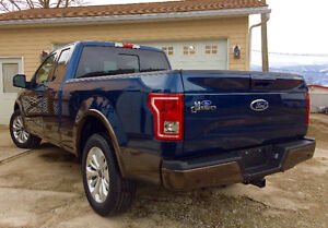 As Brand New 2016 Ford F150 Lariat 3.5L Ecoboost - Only 800 KMs!