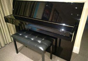 Piano Yamaha C-109 (remplacé par le B-1)
