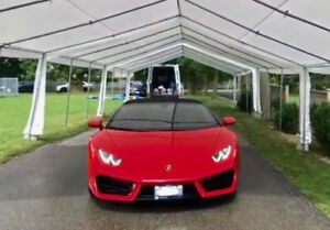 Rent a tent for ur outdoor event!!