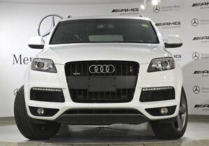 2014 Audi Q7 3.0T 8sp Tiptronic Progressiv Edmonton Edmonton Area image 2