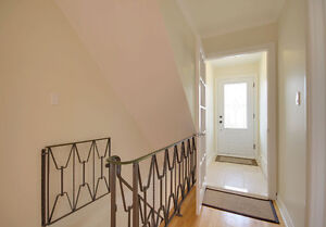 Fully renovated close downtown available now Price all inclusive