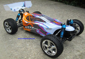 New RC Brushless Electric RC Buggy / Car LIPO 4WD 2.4G Belleville Belleville Area image 6