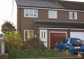 Great 3 bed family house with conservatory and secure garden