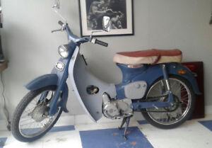 Honda cub Ultra Rare!,1964