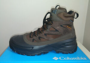Columbia Men's Winter Boots, New, Price $100 or BEST OFFER