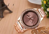 """NEW """"GUESS""""  ROSE GOLD WATCH (REPLICA) BOUGHT IN USA"""