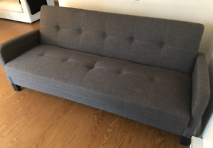 Comfy Used Sofa / Daybed  (Price negotiable)!