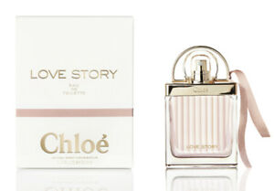 BRAND NEW OPEN BOX WOMEN'S PARFUM CHLOE LOVE STORY 50 ML $80 OBO