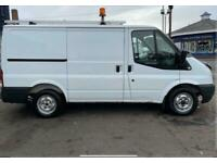 2013 Ford Transit 300 LR PV EX BT 76000 MILES Panel Van Diesel Manual