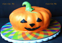 Halloween Cakes, cupcakes, cookies, cake pops and more..