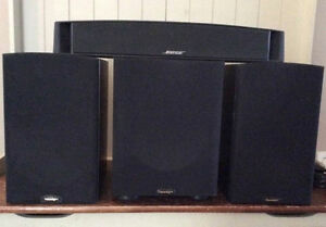 Bose and Paradigm Speakers (used)