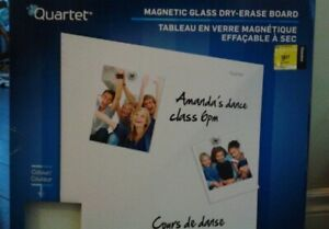 Magnetic Glass Dry Erase Board