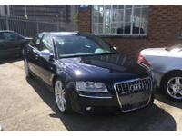 Exclusive Audi S8 5.2 FSI 2007MY quattro LHD 43000 kms only left hand drive