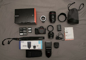 Sony a7s Bundle