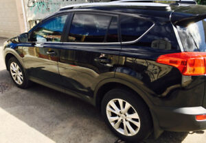 2 YEAR Lease Takeover - 2015 Toyota RAV4 Limited SUV, Crossover