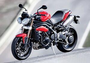 Triumph Speed Triple 1050 - brand new with 0 kilometers
