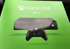 xbox one for sale , sealed ,brand new
