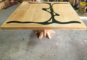 Artisan Timberframe Dining Table