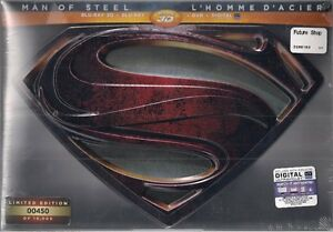 Man of Steel Limited Edition Steelbook New and Factory Sealed Kitchener / Waterloo Kitchener Area image 3
