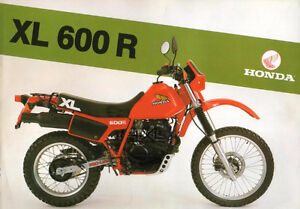 Looking for a Honda XL600