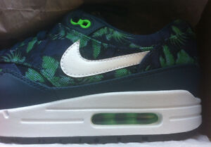 """Nike Air Max 1 GPX """"Blue Floral"""" DS Size 10"""
