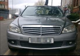 Breaking Mercedes W204 C Class C220 C200 CDI Diesel 2.1 651 646