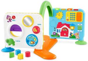 Fisher-Price Laugh & Learn Crawl-Around Learning Center BRAND NE