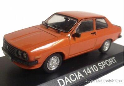 Used, Dacia 1410 Sport Balkan 1:43 Ixo Agostini Diecast model car for sale  Shipping to United States