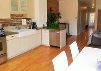 Apartment available for 2 months September&October (1000$/month)