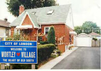 Wortley Village Homes for Sale. Updated!